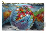Reflected Globe Carry-all Pouch