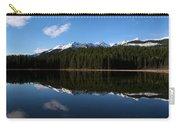 Reflection Bay - Jasper, Alberta - Panorama Carry-all Pouch