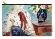 Renoir's Mlle Charlotte Berthier Carry-all Pouch