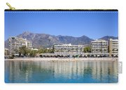 Resort City Of Marbella In Spain Carry-all Pouch