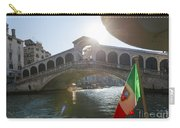 Rialto Bridge Carry-all Pouch
