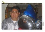 Ricardo Celebrating His High School Graduation Eloy Arizona 2002 Carry-all Pouch