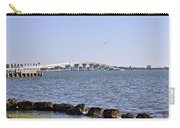 Ringling Bridge Late Afternoon Sarasota Florida Carry-all Pouch