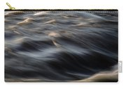 River Flow Carry-all Pouch by Bob Orsillo
