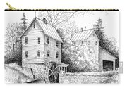 River Mill Carry-all Pouch