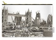 River Thames Sketch Carry-all Pouch