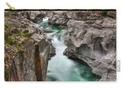 River With A Roman Bridge Carry-all Pouch