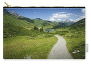 Road In The Mountains Carry-all Pouch