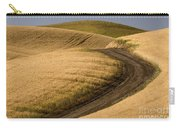 Road Through Wheat Field Carry-all Pouch
