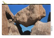 Rock Formation - Joshua Tree National Park Carry-all Pouch