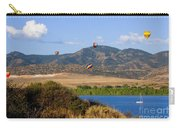 Rocky Mountain Balloon Festival Carry-all Pouch