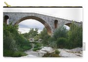 Roman Arch Bridge Pont St. Julien Carry-all Pouch