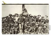 Roosevelt & Rough Riders Carry-all Pouch
