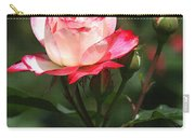 Rose And Bud At Mcc Carry-all Pouch