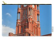 Rotes Rathaus The Town Hall Of Berlin Germany Carry-all Pouch