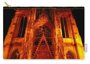 Rouen Church Carry-all Pouch