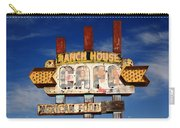 Route 66 Cafe Carry-all Pouch