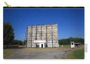 Route 66 Drive-in Movie Carry-all Pouch