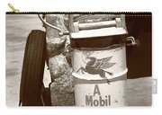Route 66 Filling Station Carry-all Pouch