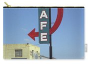 Route 66 - Grants Cafe Carry-all Pouch