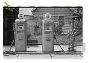 Route 66 - Illinois Gas Pumps Carry-all Pouch