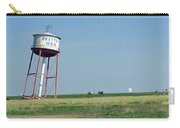 Route 66 - Leaning Water Tower Carry-all Pouch