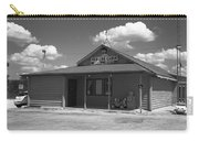Route 66 - Old Log Cabin Carry-all Pouch
