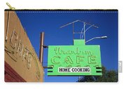 Route 66 - Uranium Cafe Carry-all Pouch