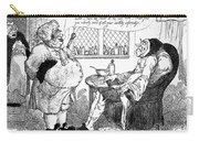 Rowlandson: Quack Doctor Carry-all Pouch