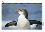 Royal Penguin Macquarie Isl Antarctica Carry-all Pouch