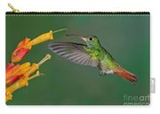 Rufous-tailed Hummer Carry-all Pouch