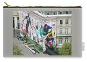 Rugby In Paris Carry-all Pouch