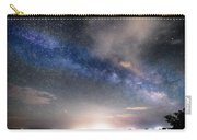 Rural Evening Sky Bwsc Carry-all Pouch