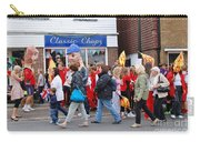 Rye Olympic Torch Relay Carry-all Pouch