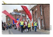 Rye Olympic Torch Relay Parade Carry-all Pouch