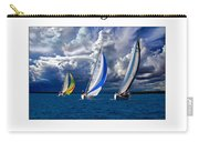 Sailing Let The Four Winds Blow Carry-all Pouch