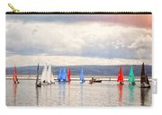 Sailing On Marine Lake A Reflection Carry-all Pouch