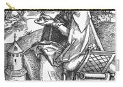 Saint Barbara (c200 Carry-all Pouch