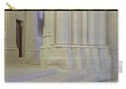 Saint John The Divine Cathedral Columns Carry-all Pouch