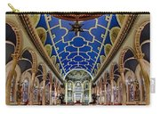 Saint Michael Church Carry-all Pouch by Susan Candelario