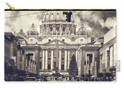 Saint Peters Basilica Rome Carry-all Pouch