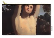 Saint Sebastian Carry-all Pouch