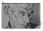 Samuel Beckett Carry-all Pouch