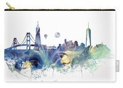 San Francisco City Skyline Carry-all Pouch