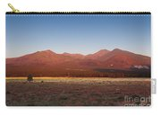 San Francisco Peaks Sunrise Carry-all Pouch