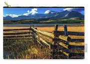 San Juan Mountains In Autumn Carry-all Pouch