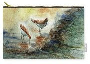 Sand Pipers Carry-all Pouch