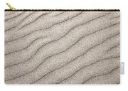 Sand Ripples Abstract Carry-all Pouch