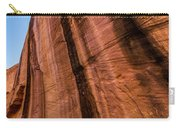 Sandstone Varnish Cliff - Coyote Gulch - Utah Carry-all Pouch