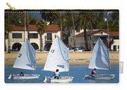 Santa Barbara Harbor Yacht Race Carry-all Pouch